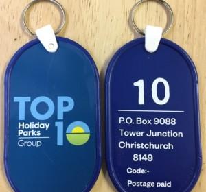 Top 10 key tags